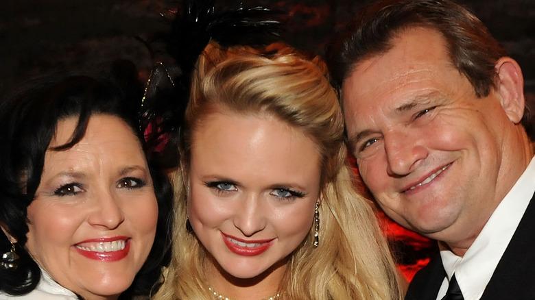 Beverly, Miranda, and Rick Lambert