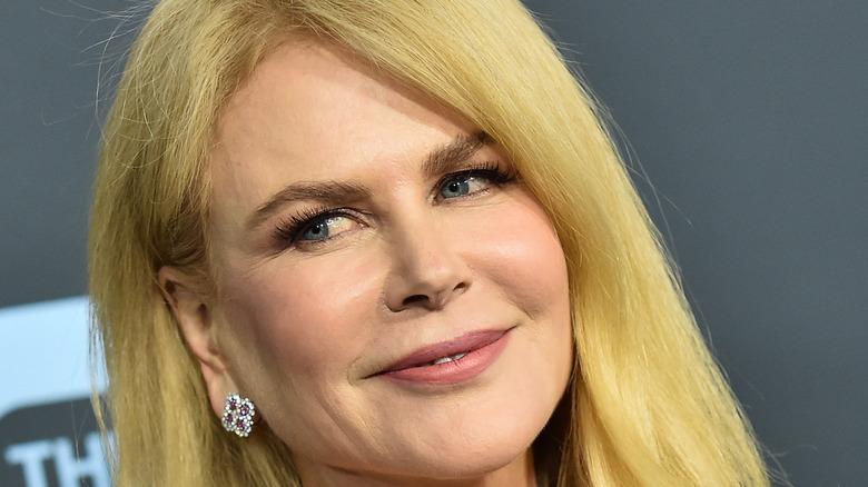 Nicole Kidman blond red carpet