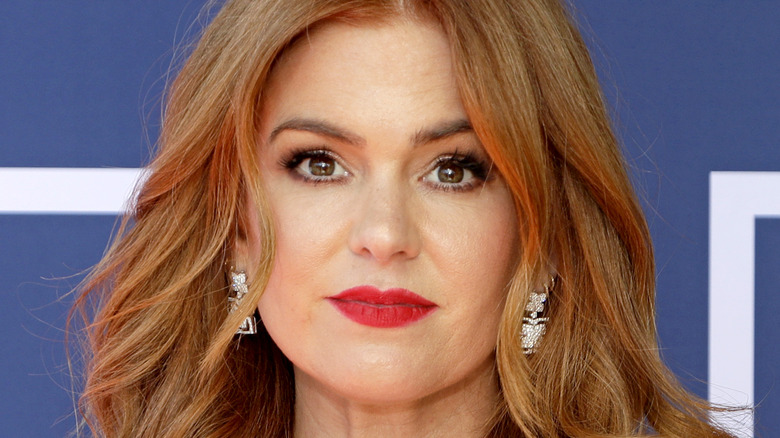Isla Fisher at an event