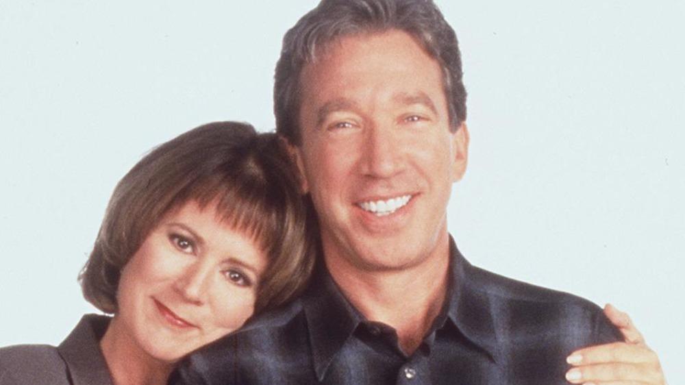 Patricia Richardson and Tim Allen