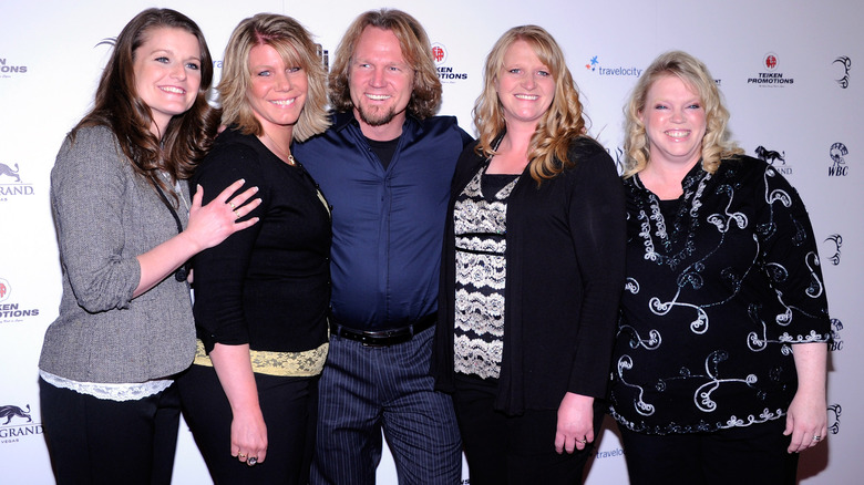 The Sister Wives cast