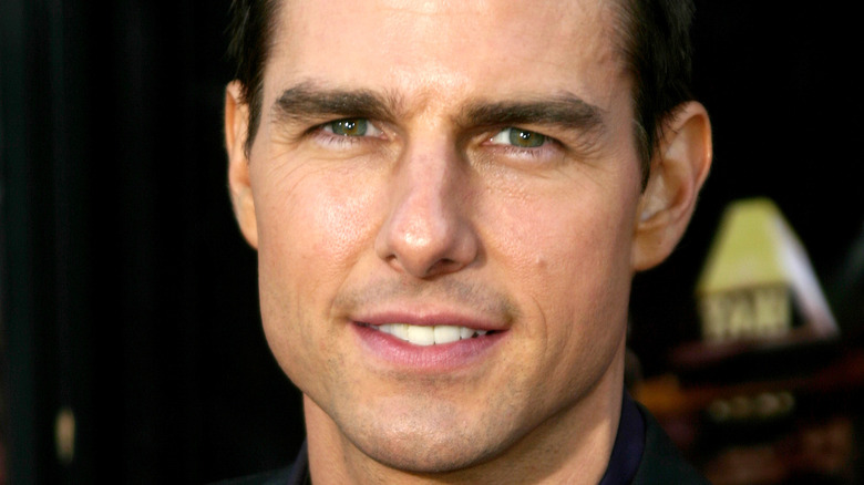 Tom Cruise at event