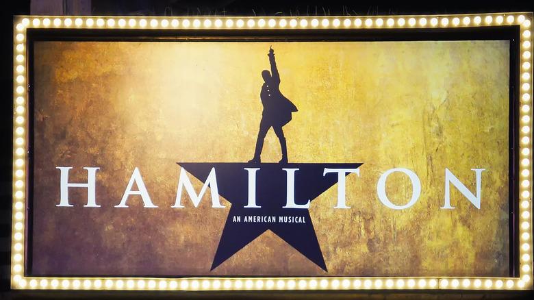 Marquee for Hamilton