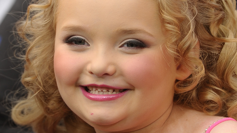 Honey Boo Boo from Toddlers & Tiaras