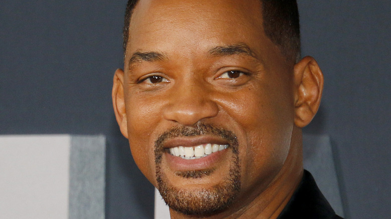 """Will Smith smiles big at the premiere of """"Gemini Man"""""""