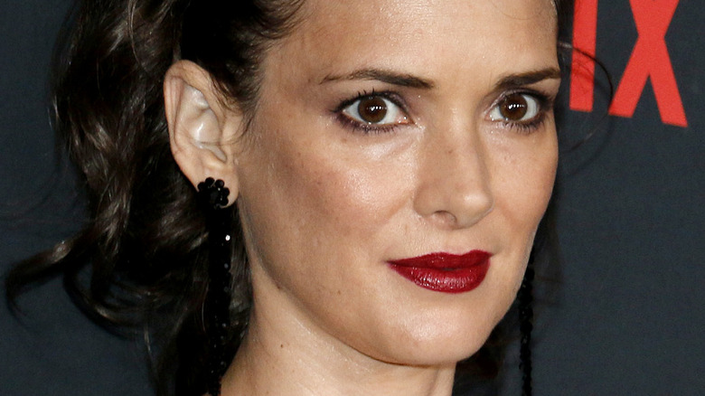 Winona Ryder at event