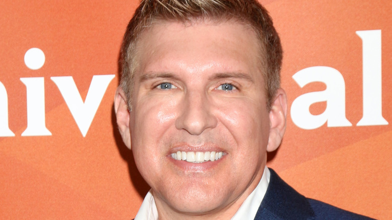 Todd Chrisley at an event