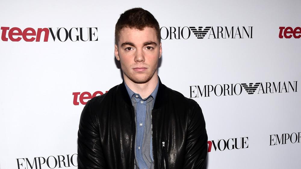 Gabriel Basso at Teen Vogue event