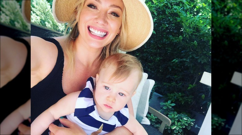 The Reason Hilary Duff Is Struggling On The Lizzie McGuire