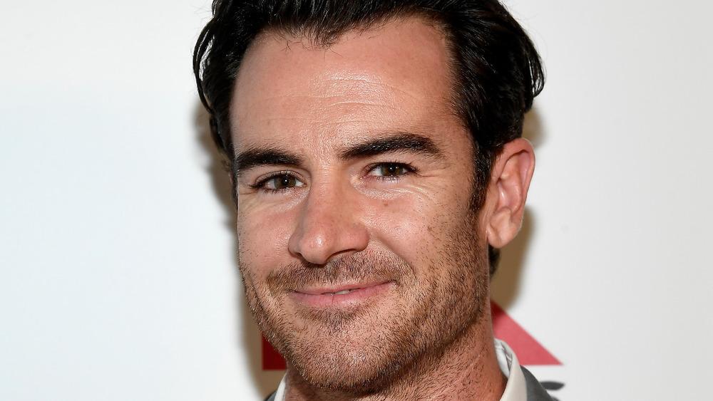 Ben Lawson smiling