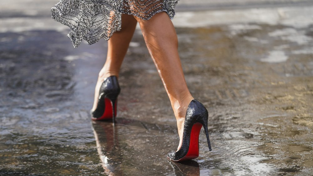 Louboutin Red Soles