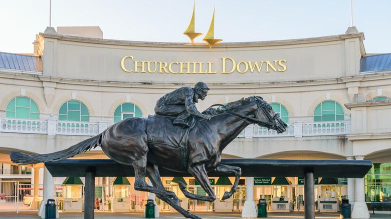 Churchill Downs exterior