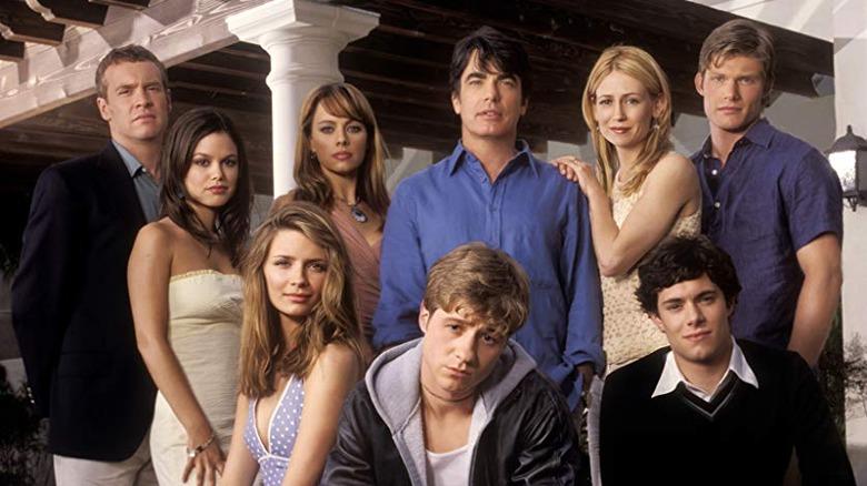 The O.C. cast