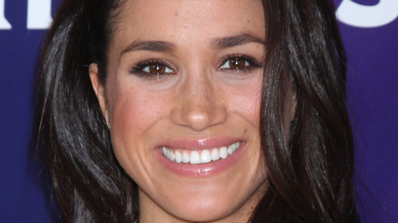 Meghan Markle at a movie premiere in 2014