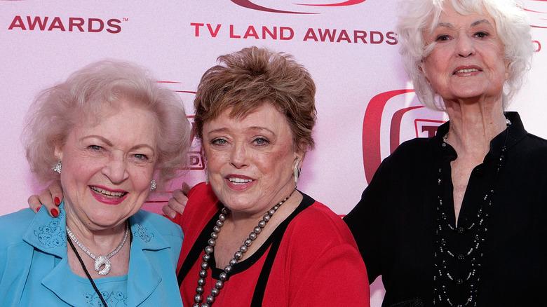 Golden Girls White, McClanahan, Arthur