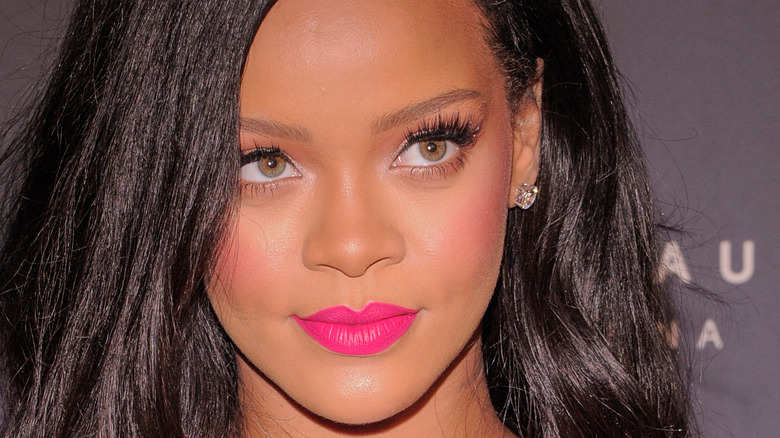 Rihanna at the Savage X Fenty show Vol.2