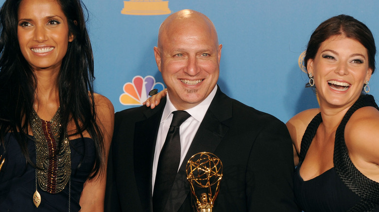 Top Chef judges with Emmys