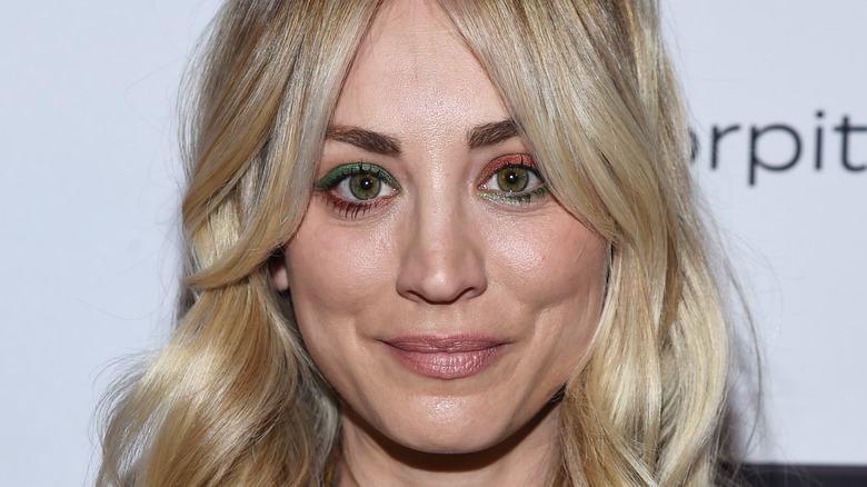 Kaley Cuoco on the red carpet
