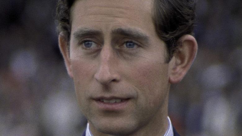Young Prince Charles