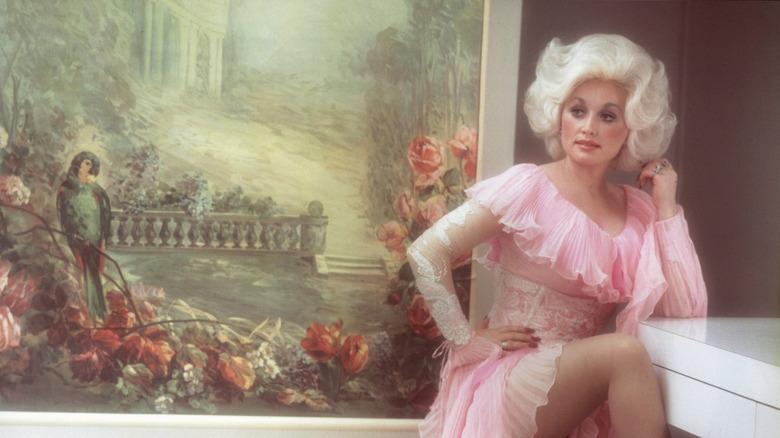 Singer, songwriter Dolly Parton