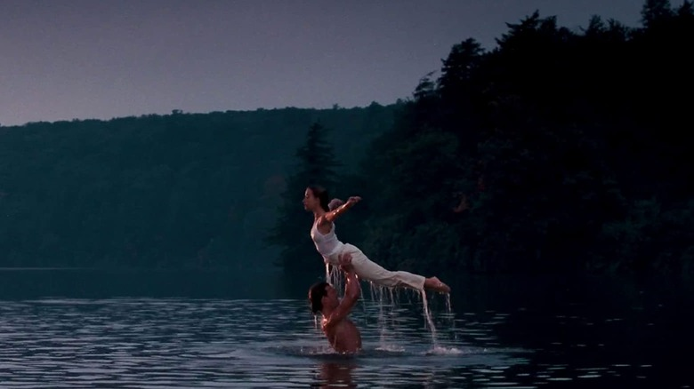 The lake from Dirty Dancing