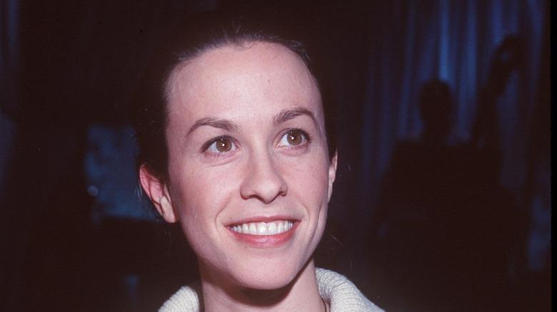 Alanis Morrissette in 1995