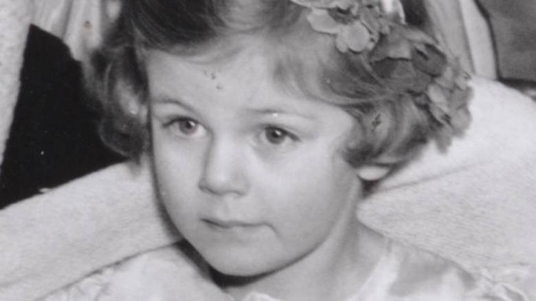 Young Camilla Parker Bowles
