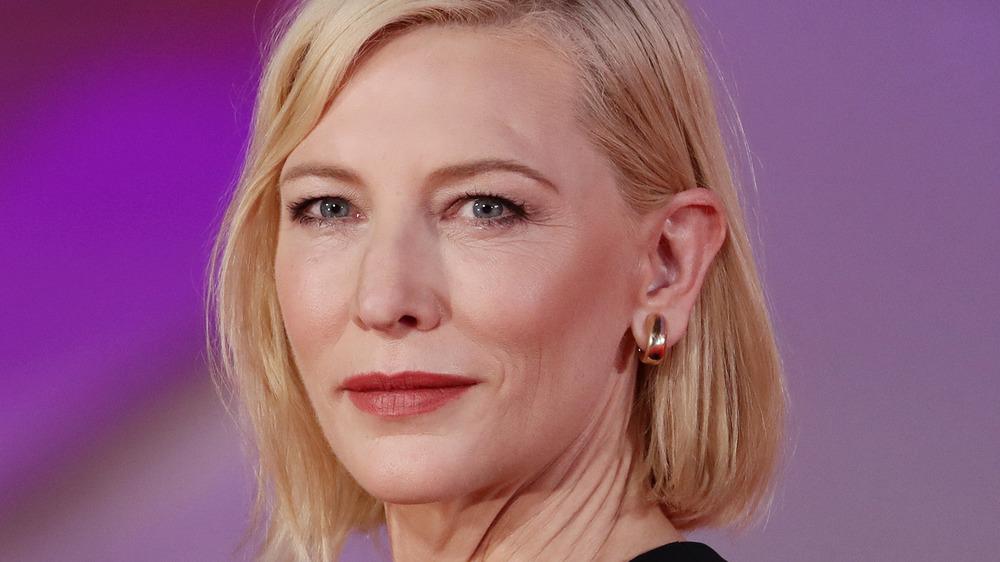 Cate Blanchett in 2020