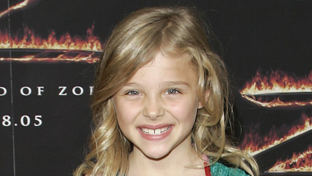 Chloe Grace Moretz young