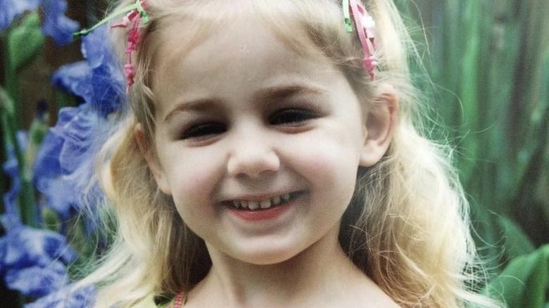 Dance Mom's Chloe Lukasiak as a kid