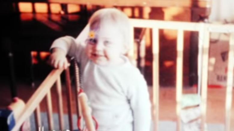 Ellen DeGeneres baby pic