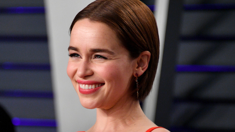 Emilia Clarke, February 2019
