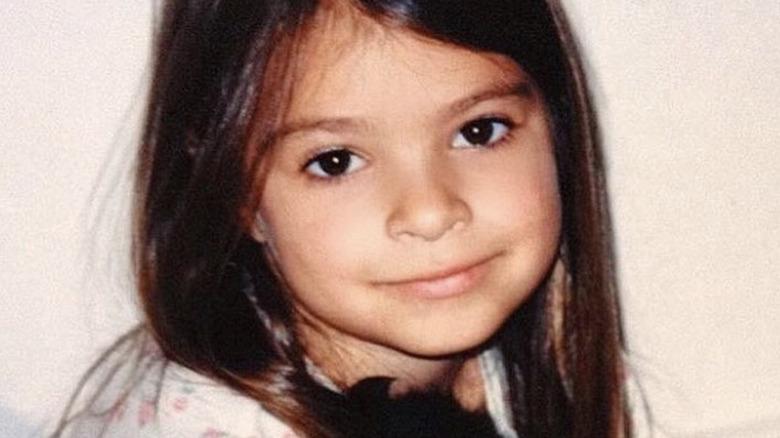 young Emily Ratajkowski