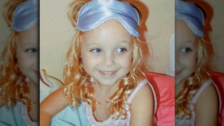 young Emma Chamberlain