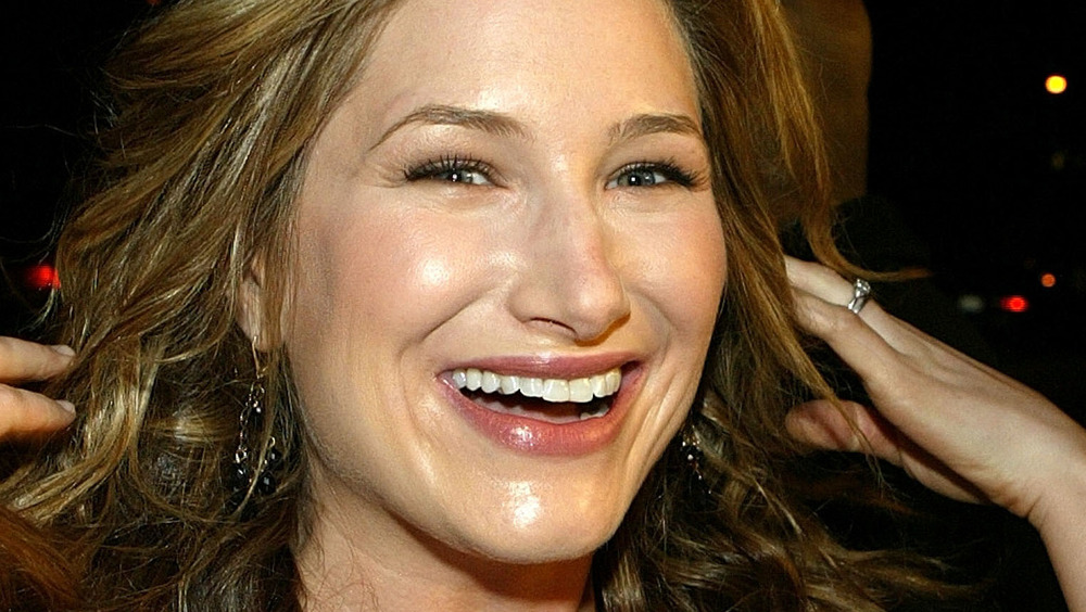 Kathryn Hahn smiling