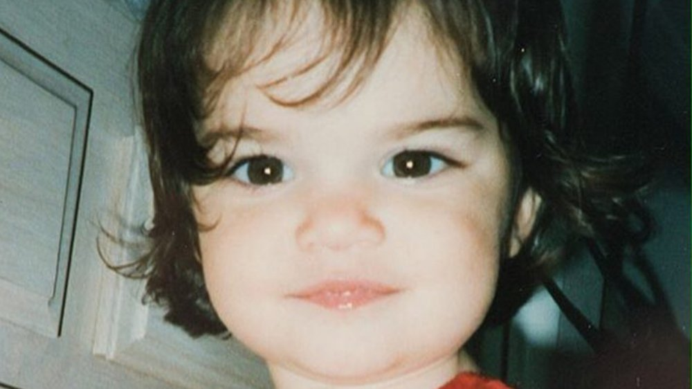 Kendall Jenner as a young girl