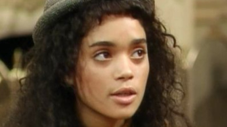 LIsa Bonet on Cosby Show