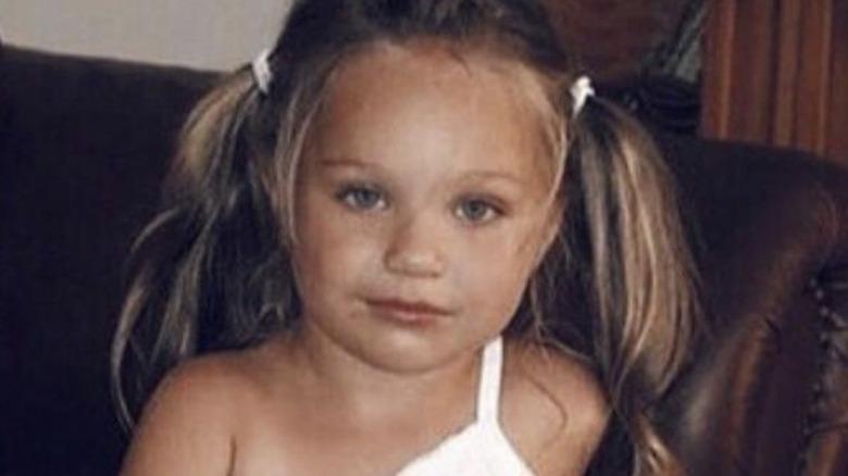 Maddie Ziegler as a kid