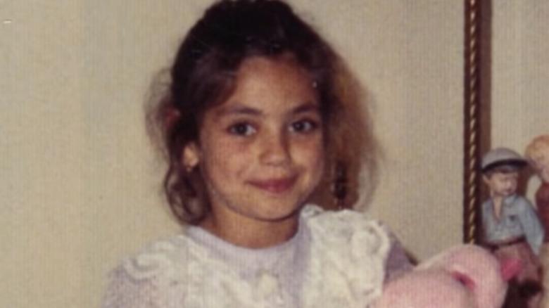 young Mila Kunis