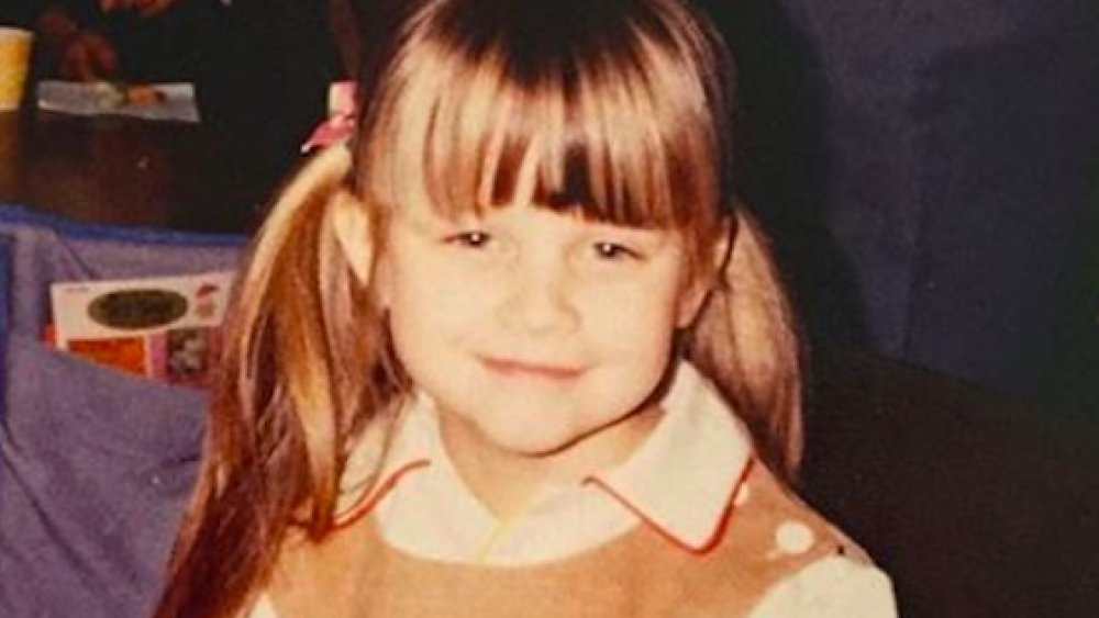 Reese Witherspoon as a kid