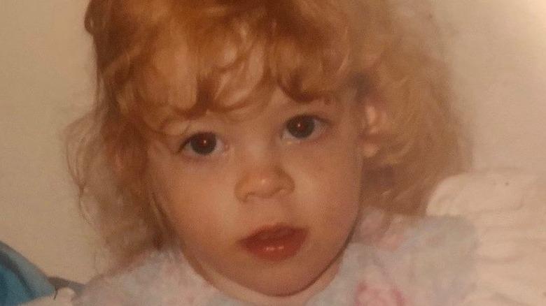 Baby Riley Keough