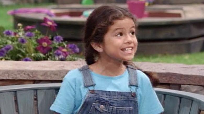 Selena Gomez no Barney