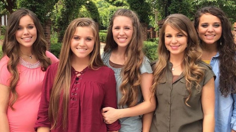 The Duggar sisters