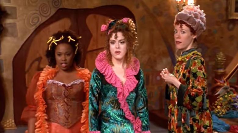 Disney's 1997 Cinderella step family