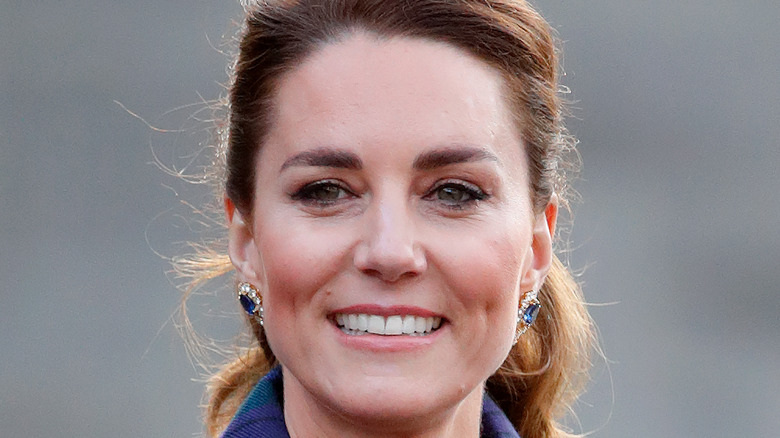 Kate Middleton at an event.