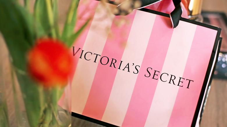Victoria's Secret bag