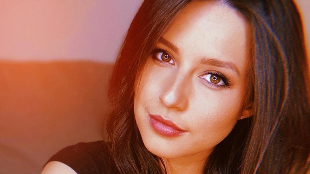 close up of Bachelorette Katie Thurston