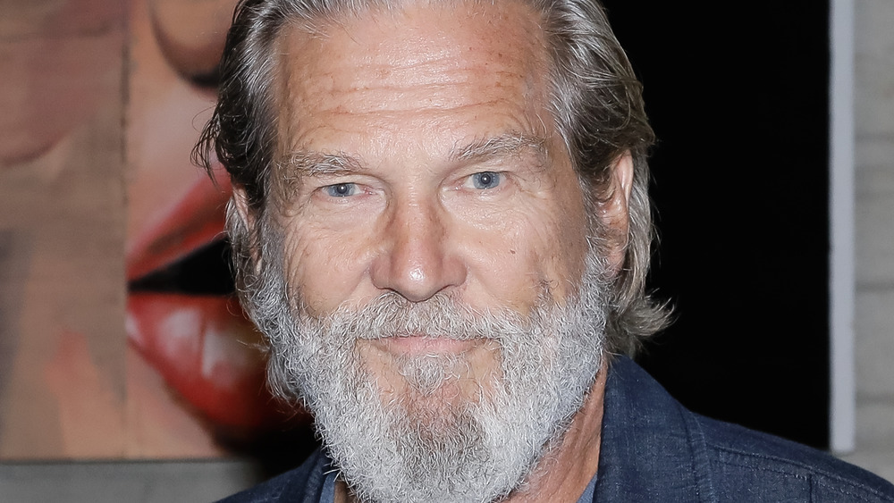 Jeff Bridges at release of photography book