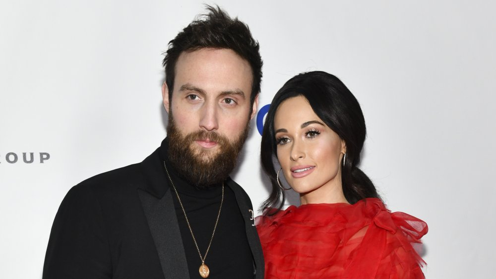 Kacey Musgraves and her ex-husband, Ruston Kelly
