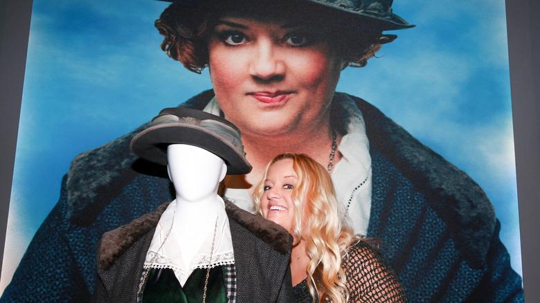 Lucy Davis Etta Candy costume